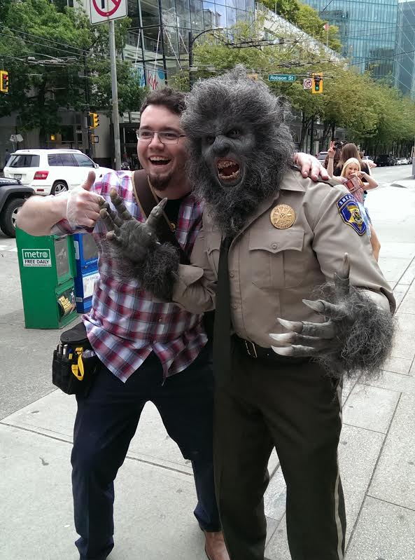 Wolfcop Vancouver