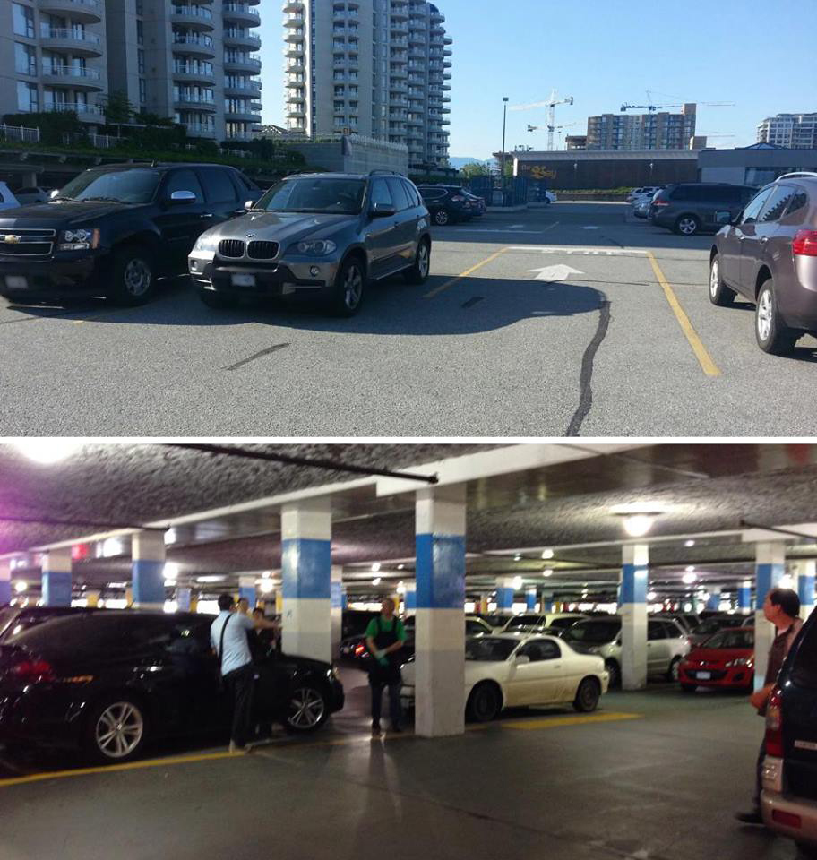 Richmond Learns To Park: Classic Parking Fails Compiled