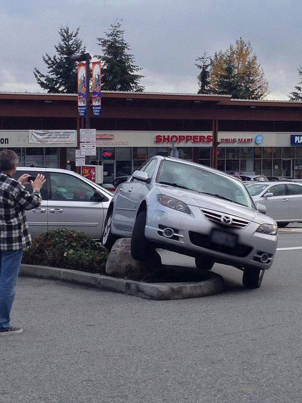 Richmond Car Parking