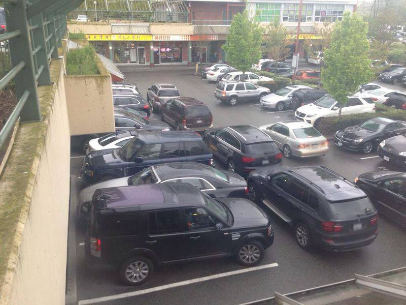 Richmond Learns To Park: classic parking fails compiled ...
