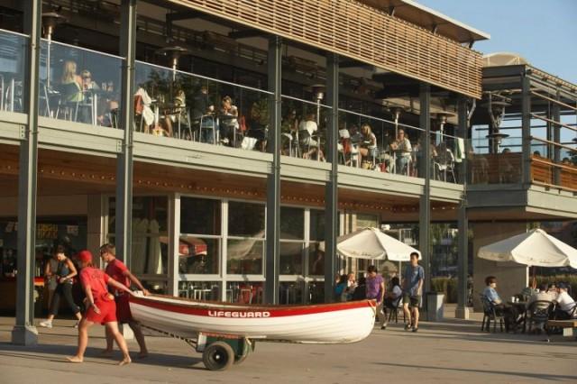 boathouse patio