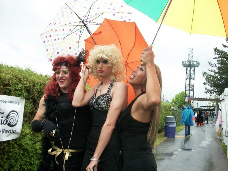 Image: Vancouver Pride