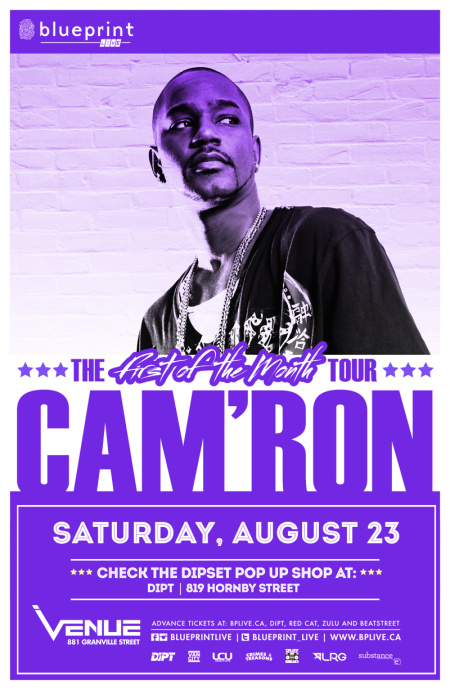 Cam'ron poster
