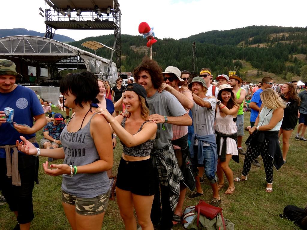 Pemberton Music Festival 2014 Crowd 7