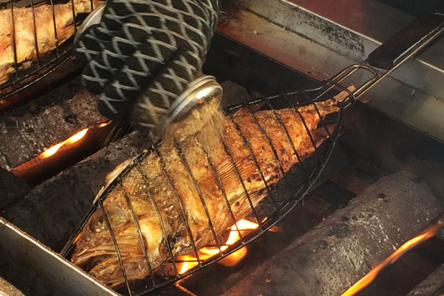 Grilled Fish - Richmond Night Market