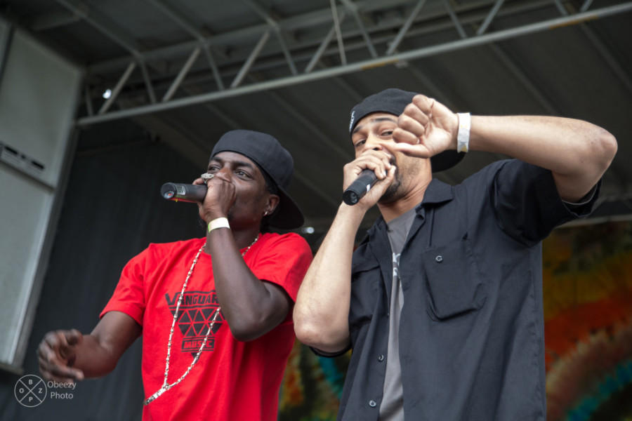 Rascalz at East Van Summer Jam