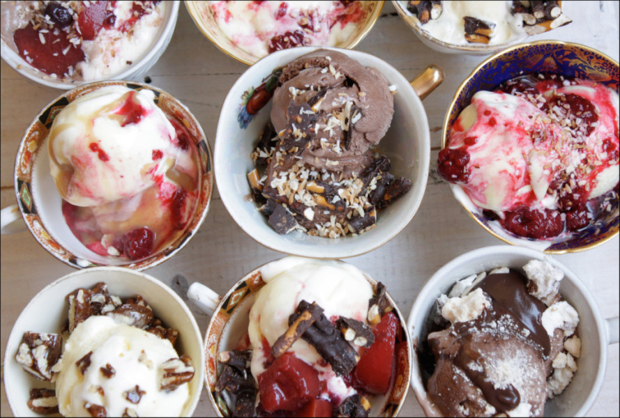 Must-Try Summer Frozen Treats