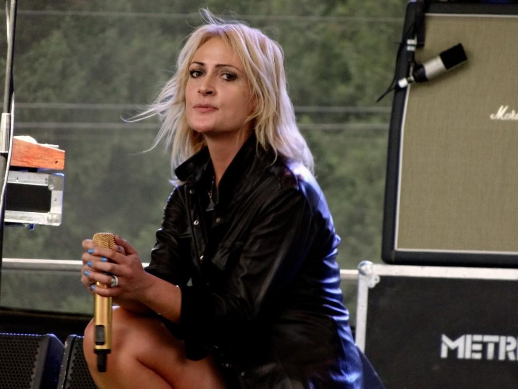 Pemberton Music Festival 2014 Metric