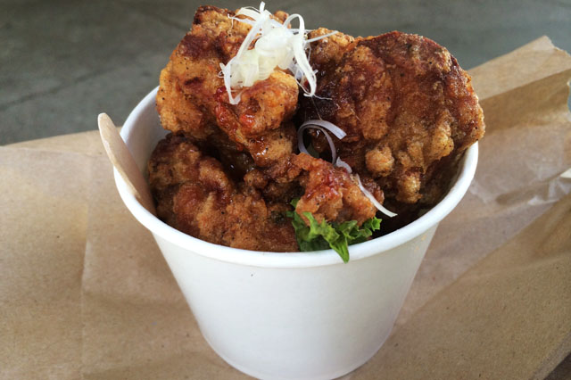 Mogu Chicken Karaage - Food Cart Fest