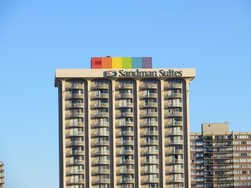 Sandman Suites Vancouver - Davie Street2