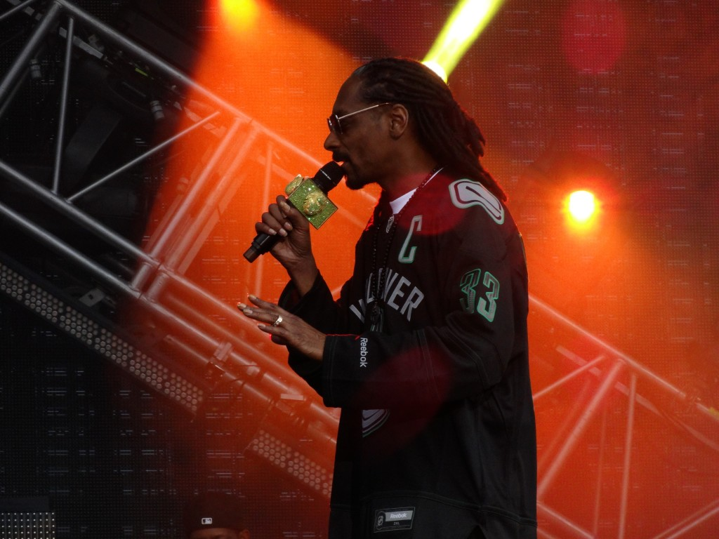 Pemberton Music Festival 2014 Snoop 3