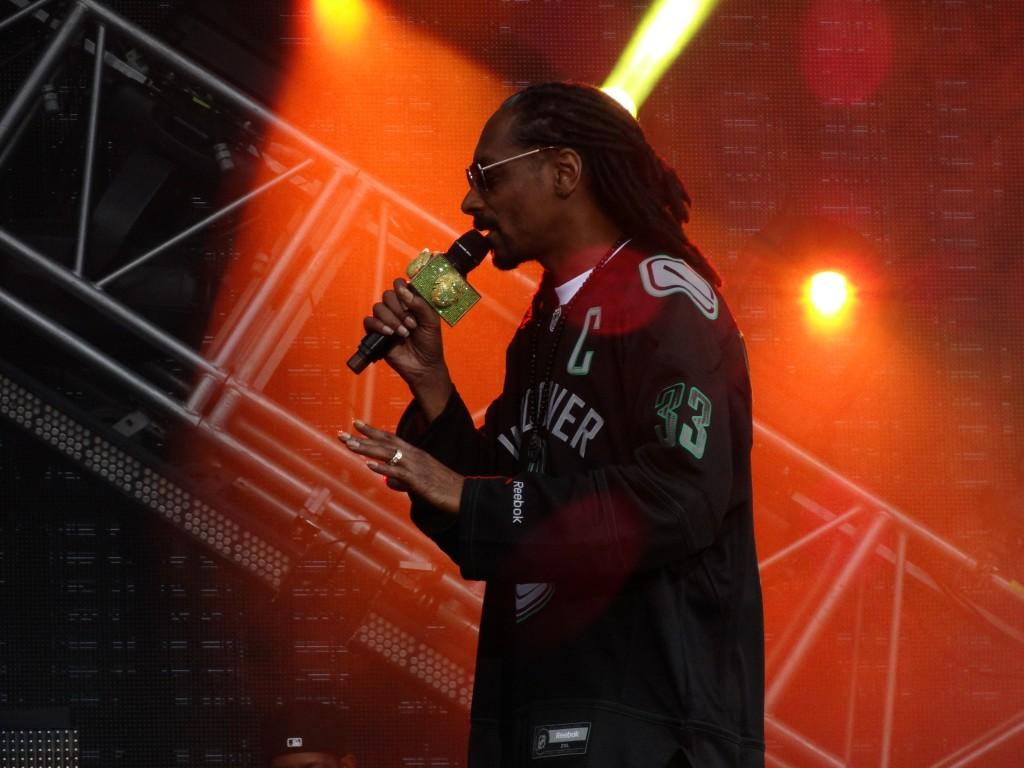 Pemberton Music Festival 2014 Snoop 3