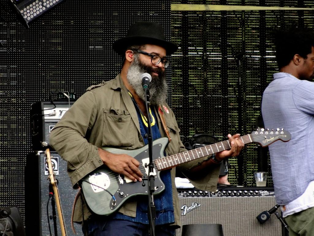 Pemberton Music Festival 2014 TV on the Radio 2