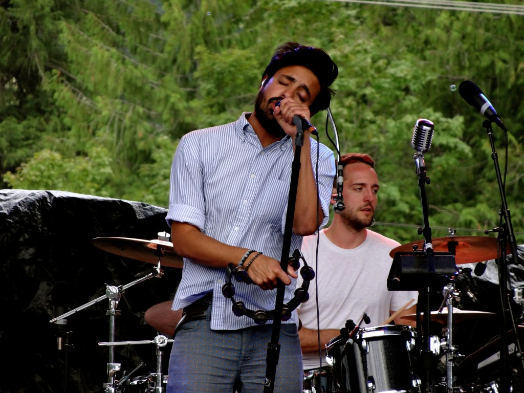 Pemberton Music Festival 2014 Young the Giant