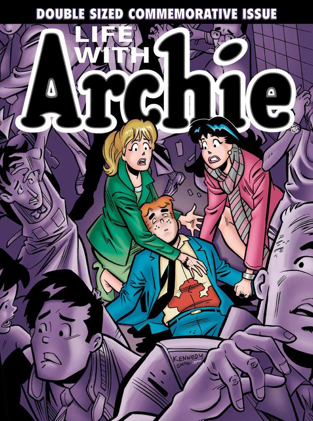 archie comics dies cover