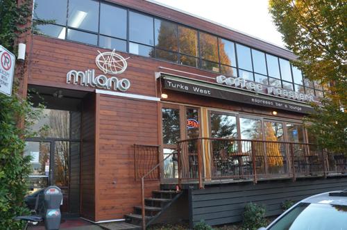 Image: Milano Coffee