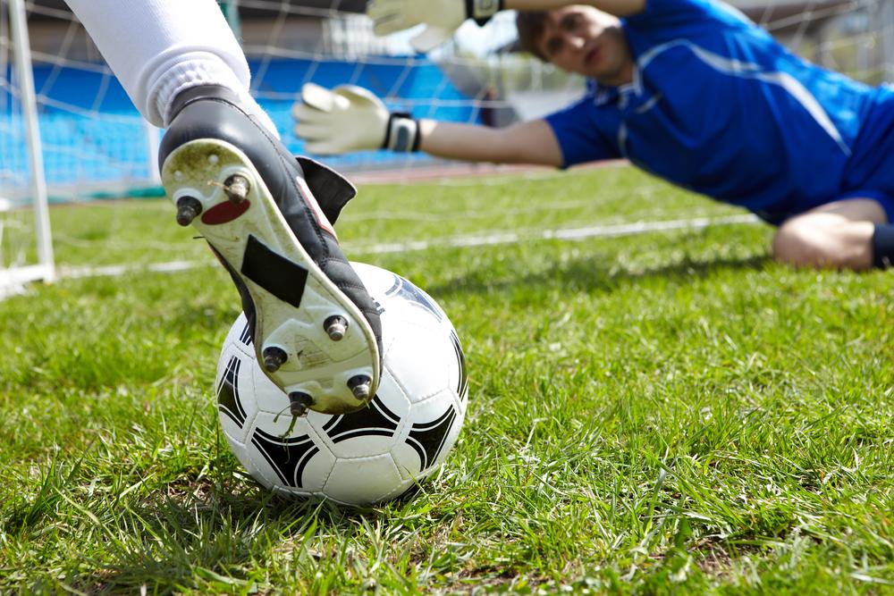 Soccer football / Shutterstock