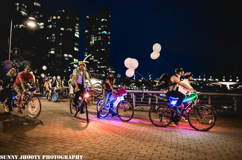 vancouver bike rave 2014 5