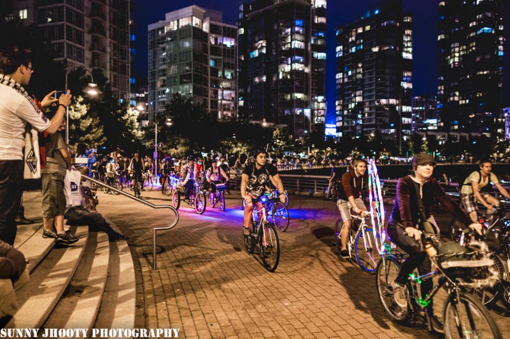 vancouver bike rave 2014 7