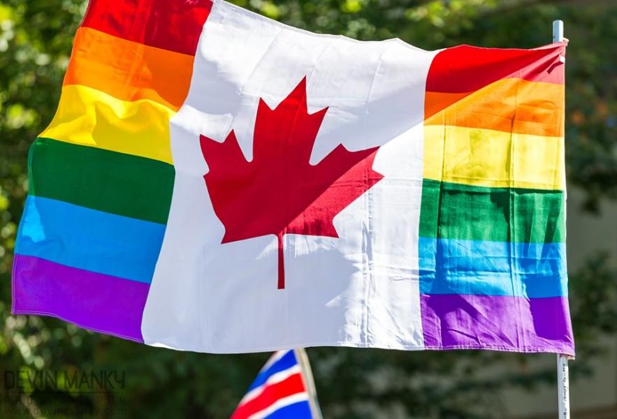 Vancouver Pride Parade 2014 LGBT Gay