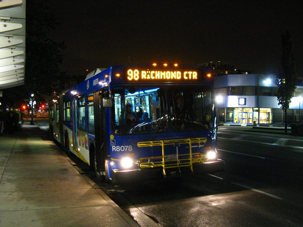 98 B-Line Richmond