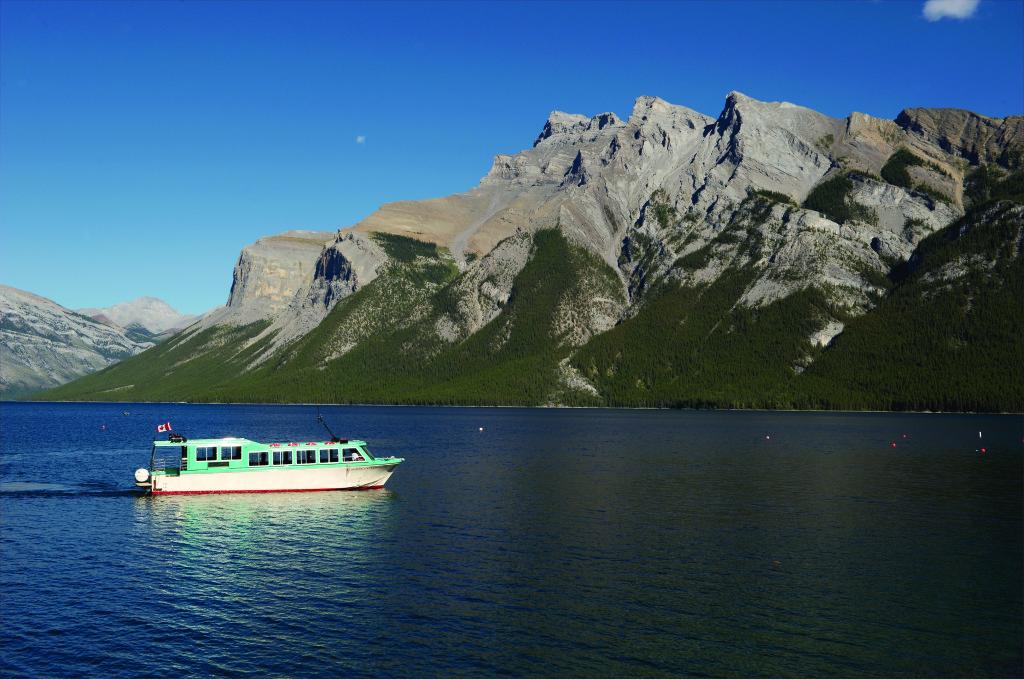 Banff Lake Cruise, Lake Cruiser 2