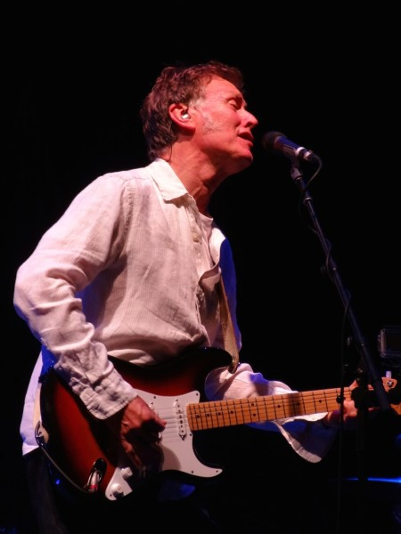 Steve Winwood opening for Tom Petty & the Heartbreakers