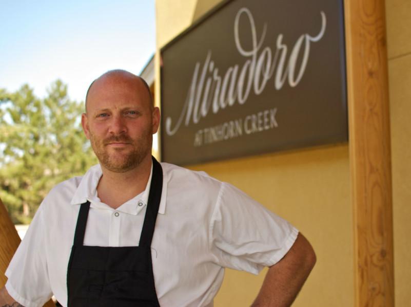 Chef Jeff Van Geest