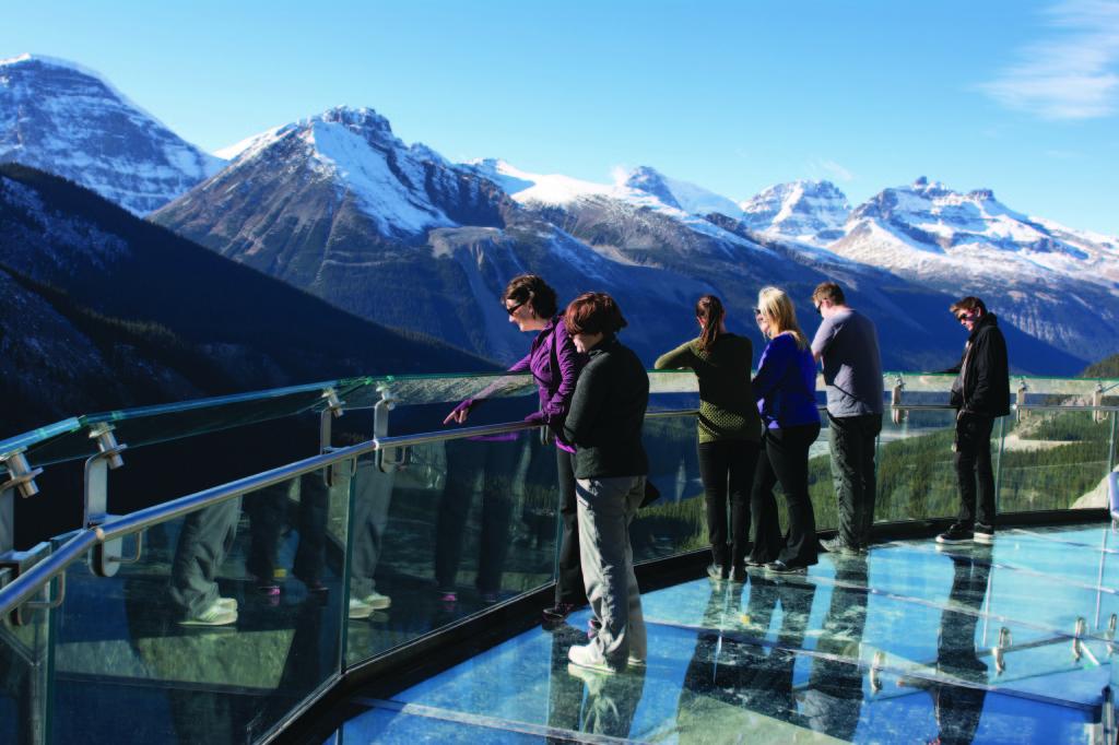 Glacier Skywalk - Discovery Vista