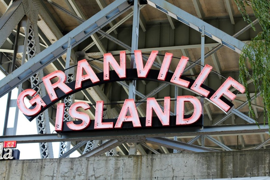 Granville-Island-sign