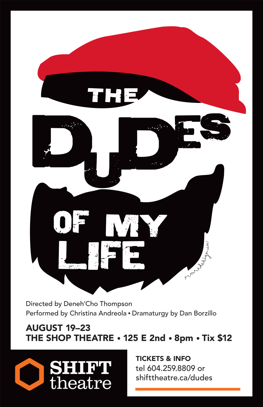SHIFT-The Dudes of My Life poster