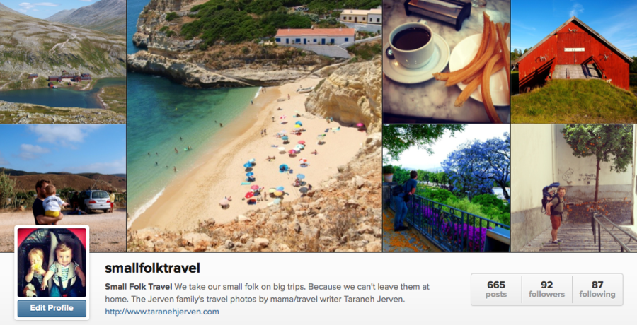 Instagram travel photographers