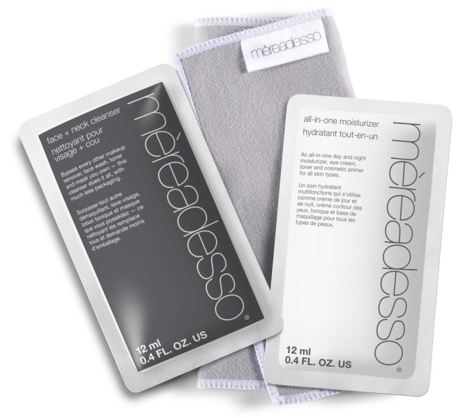 Travel Ease Kit Components