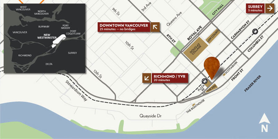 Image: City of New Westminster