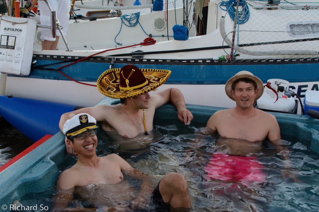 hot tub boat vancouver 4