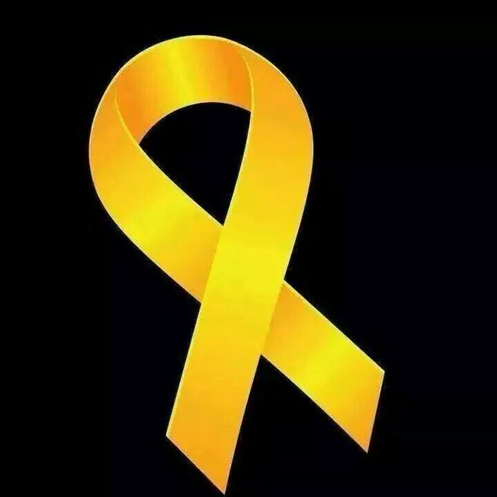 Hong Kong yellow ribbon