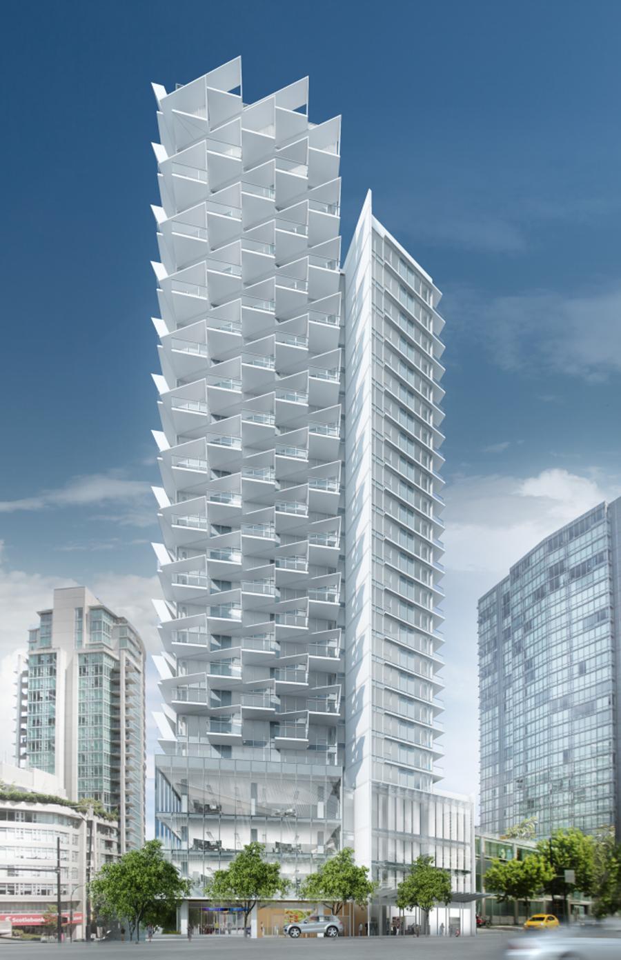 Image: Bosa Properties / Henriquez Partners Architects
