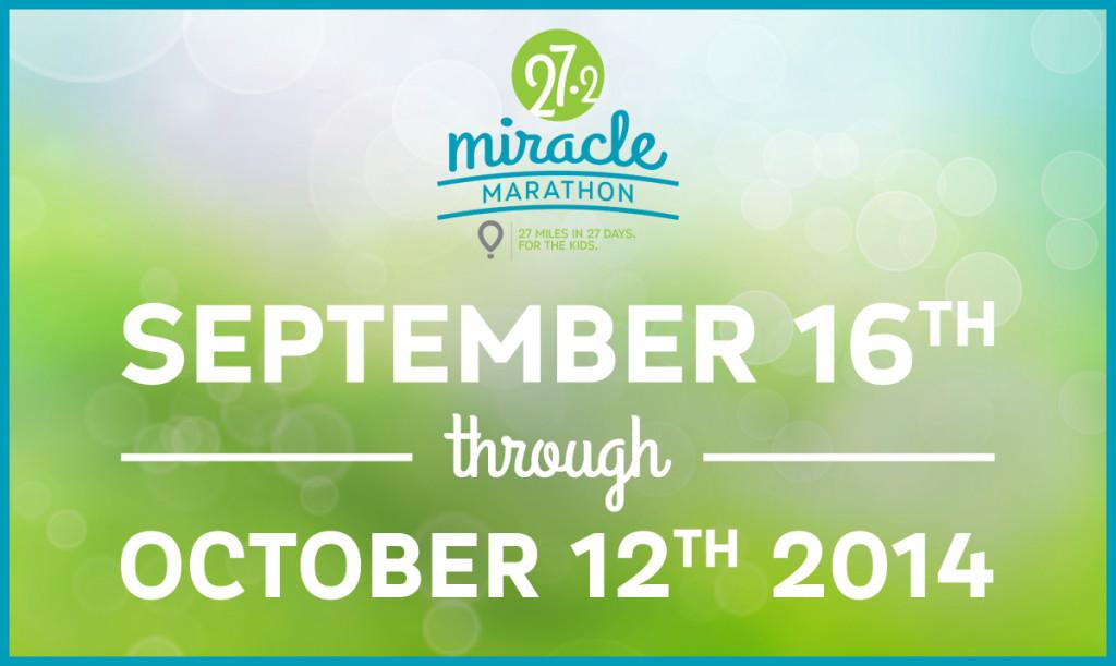 miracle marathon