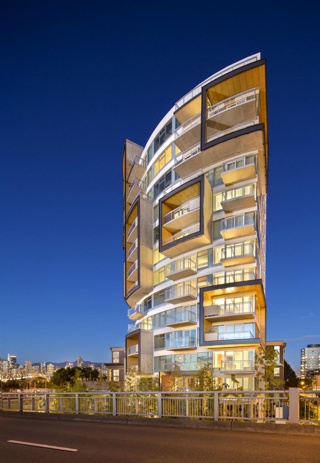 6th & Fir via Henriquez Partners Architects