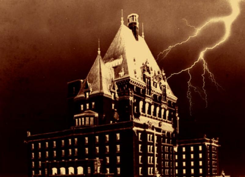 Halloween Hotel Vancouver 2014 - 2