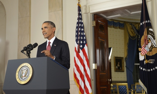 US to expand strikes on Islamic State