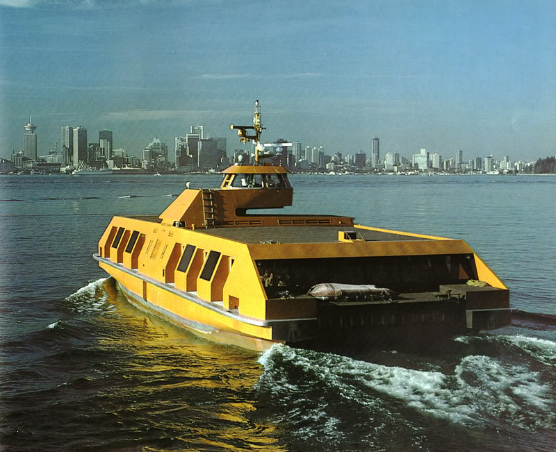 Orange SeaBus