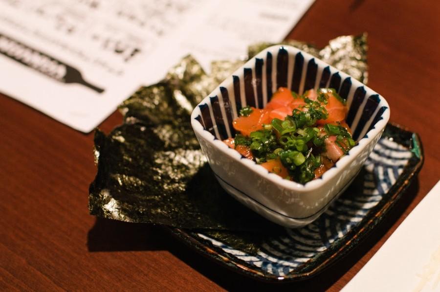 Salmon Yukke (1)