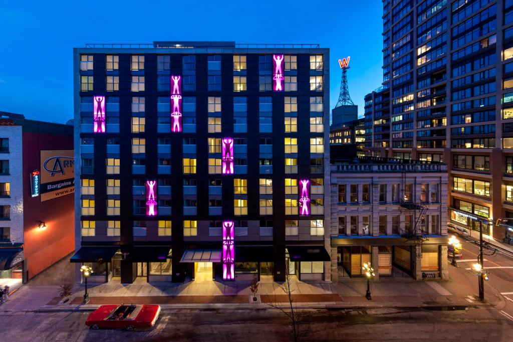 60 West Cordova via Henriquez Partners Architects