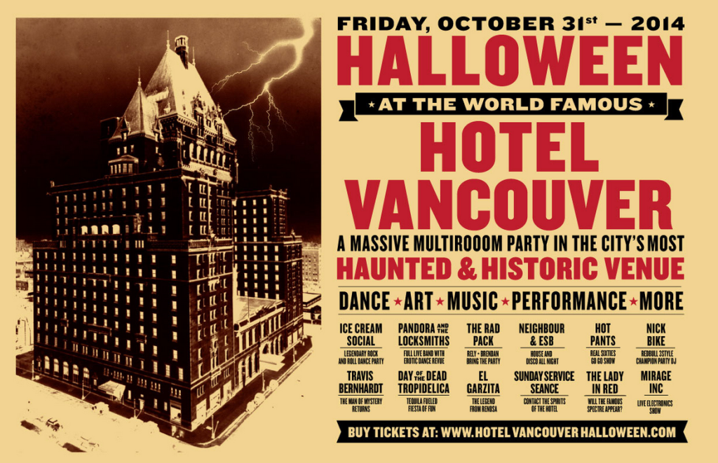halloween hotel vancouver 2014 - 3