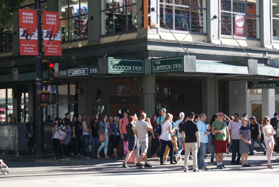 the lennox pub vancouver
