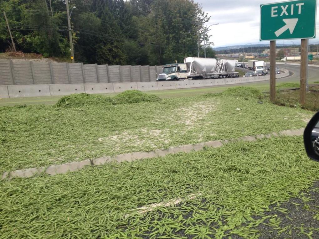 surrey truck beans highway 1