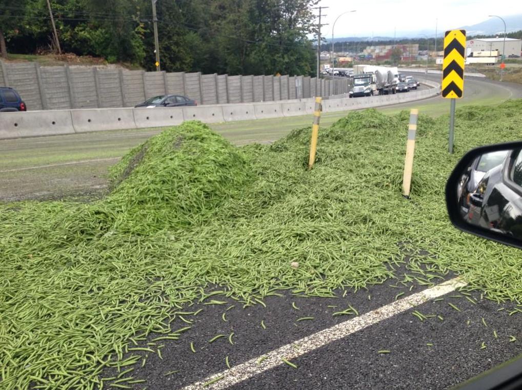surrey truck beans highway 2