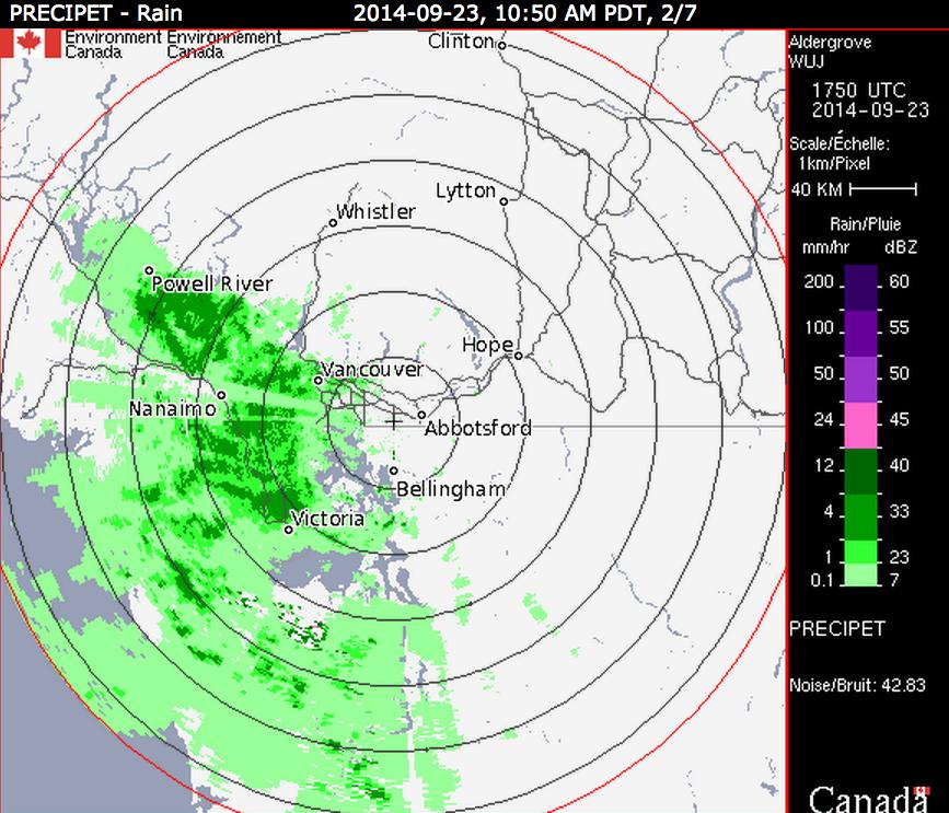 vancouver radar sept 23 2014