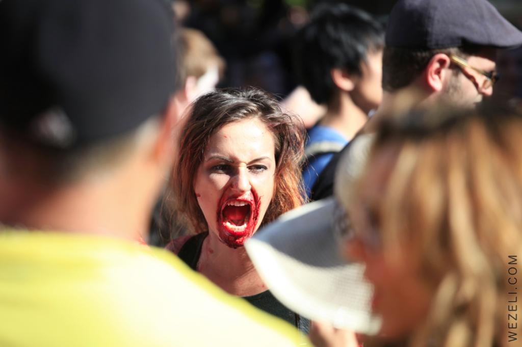 vancouver zombie walk 2014 wezeli 10